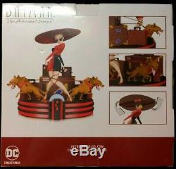 DC Collectibles Harley's Holiday Quinn Batman The Animated Series Statue Figure