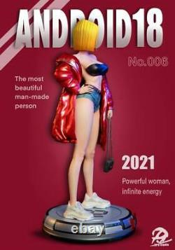 DP9 Studio DRAGON BALL Android 18 Resin Painted Figure 1/6 GK Statue Pre Sale