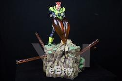 DRAGON BALL Z ANDROID 16 LED Ver. RESIN FIGURE FIGURA STATUE