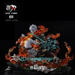 Demon Slayer Kamado Tanjirou vs Ru Statue Painted Figure Model Pre-order 1/6 GK