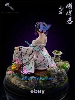Demon Slayer Kochou Shinobu Resin Figure Painted Statue Pre-order 1/6 Cast off