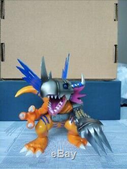 Digimon Adventure TRI Metal Greymon Resin GK Action Figure New Statue In Stock