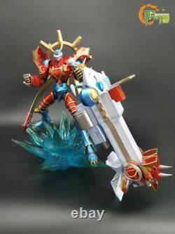 Digimon Digital Monster Susanoomon Statue Resin Model Figure Figurine Display N
