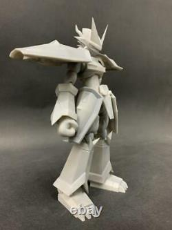 Digimon Magnamon Resin Figure Toys Model Painted Statue KHZONE Studio Anime