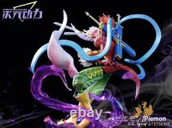 Digimon Piemon Piedmon resin statue Figure digital monster Model GK Painted 1/6