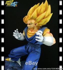 Dj Dragon Ball Z 1/6 Super Saiyan Vegito Vegetto Resin Statue Figure Goku Vegeta