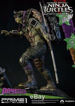 Donatello Ninja Turtles Prime 1 Studio 1/4 Statue Figur Resin