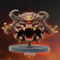 Doom Eternal Pain Elemental Statue Figure Official Figurine (4.4 Tall) Numbered