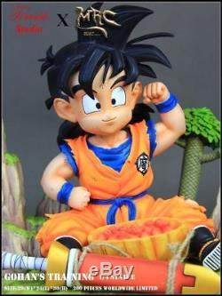 DragonBall Z Piccolo Cultivation childhood Gohan figure Resin statue NEW