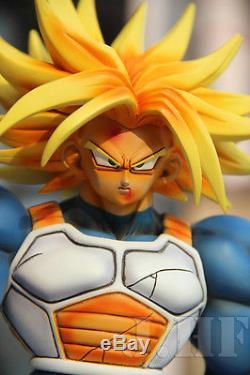 DragonBall Z Super Saiyan Third Grade Future Trunks Resin 12 GK Figure Statue