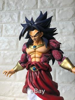Dragon Ball Broli SSJ 4 Resin GK Statue Super Saiyan Action Figure Collection