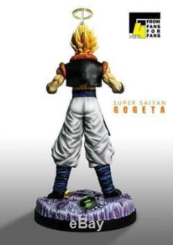 Dragon Ball F4 Super Saiyan SSJ Gogeta Resin Statue Figure MRC Xceed VKH