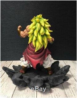 Dragon Ball GK RESIN 1/6 Broni Broly Broly Roar Resin Figure Model STATUE