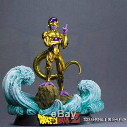 Dragon Ball Golden Frieza Resin GK Limited Statue Cea Studios NO. 01 1/6 Figure