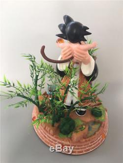 Dragon Ball Son Goku with Grandpa Resin Figure Collectors GK Statue New
