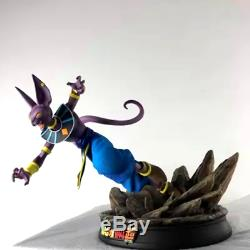 Dragon Ball Super 1/6 Gods Of Destruction Beerus Resin Statue Toy Action Figure