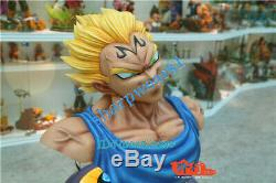 Dragon Ball Vegeta Bust Model 1/4 Scale Painted Statue Resin Figure Pre-order GK