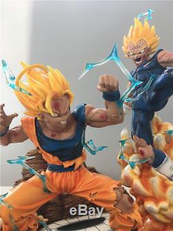 Dragon Ball Z 1/4 Scale Kakarotto VS Vegeta Resin GK Figure Collectors Statue