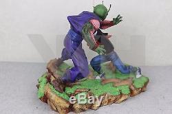 Dragon Ball Z Android 17 Vs Piccolo Resin Figure Figura Statue A17. Pre-order