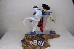 Dragon Ball Z Goku Vs Freeza Final Form Resin Figure Figura Statue