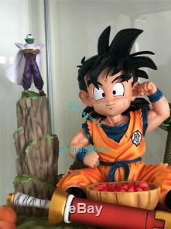 Dragon Ball Z Son Gohan Statue Child Ver. Painted Model Resin Figure In Stock GK