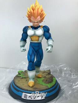 Dragon Ball Z Super Vegeta Resin GK Statue Super Saiyan Action Figure Collection