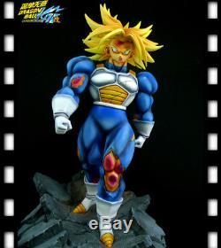 Dragon ball Z Ascending Super Saiyan Trunks Resin Statue Figure