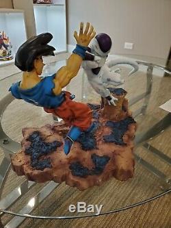 Dragon ball z resin statue figure collectible