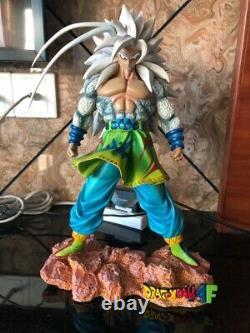 Dragonball AF Rare SSJ5 Goku Super Saiyan 5 GK Resin Statue Figure vintage DBZ