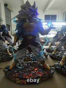 Dragonball AF THE NIGHTMARE SSJ5 Broly Saiyan Broli Resin Statue Figure DBZ GK