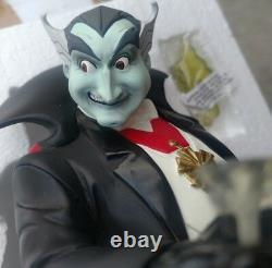 Electric Tiki GRANDPA MUNSTER maquette bust statue figure Munsters #69