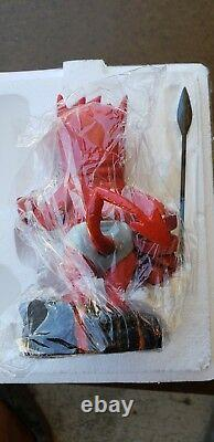 Electric Tiki HELLBOY JR Teeny Weeny mini maquette statue figure bust Mignola