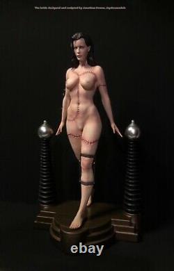 Erotic Female fantasy Figure The Bride 1/6 Scale Jaydee Models Sculpture Dewar