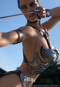 Erotic Female fantasy statue Artemis 1/4 Scale Jaydee Models Sculpture Dewar