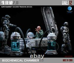 FIVETOYS 1/12 Biochemical Tank 2.0 Scene Props FS2011A For 6Action Figure