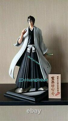 FOC Bleach Aizen Sousuke Figurine 1/8 Model Painted Statue Figure In Stock Anime