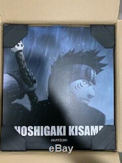 FOC NARUTO Hoshigaki Kisame Resin Limited Statue 1/8 11'' Figure Akatsuki Series