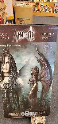 Fantasy Figure Gallery Malefic Time Lilith Resin Statue Yamato BRAND NEW