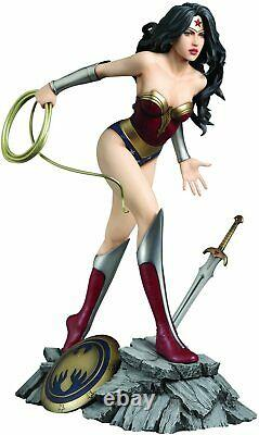 Fantasy Figure Yamato Wonder Woman Statue by Luis Royo 1640/2500
