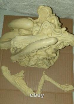 Fewture Models ALIEN PILE Statue Figure Takayuki Takeya RARE Unbuilt Resin Kit
