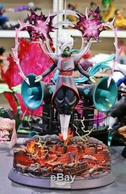 Figure Class Dragon Ball Gattai Fused Merged Zamasu Resin statue Goku Black