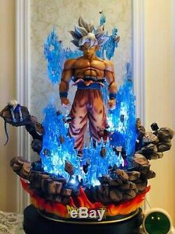 Figure Class Dragon Ball Super Goku Migatte no Gokui 14 Resin Statue