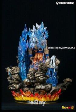 Figure Class Dragon Ball Super Master Ultra instinct Son Goku MUI resin statue 1