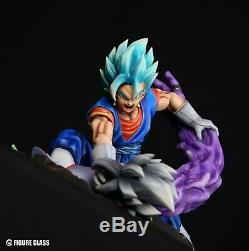 Figure Class Dragon Ball Vegetto Blue vs Gattai Zamasu Resin statue Vegito Goku