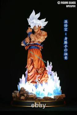 Figure Class FC DragonBall DBZ Saiyan Ultra Instinct Goku GK Resin Limit Statue