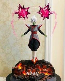 Figure Class Studio FC DragonBall DBZ Zamasu GK Collector Resin LED Limit Statue
