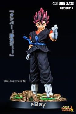 Figure Class Super Dragon ball Hero Vegetto Resin Statue Goku Vegeta vegito