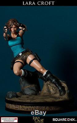 Figure Tomb Raider 45 CM Temple Of Osiris 1/4 Lara Croft Statue Statue Game #1