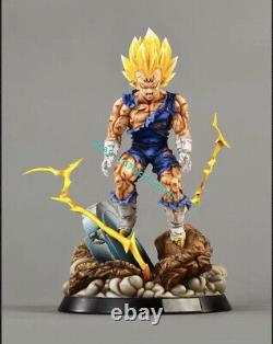 Figure class FC DragonBall DBZ Super Saiyan War Damaged Vegeta GK Resin Statue