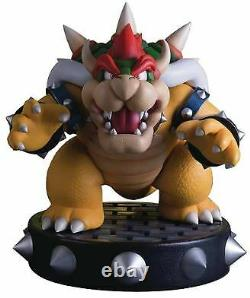First4Figures Super Mario Bowser RESIN Statue / Figures